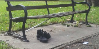 Islington Council are moving homeless people from Highbury Fields over child safety fears. Photo: Joseph Scrimshire