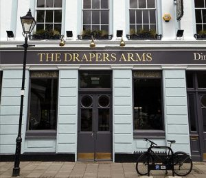 The Drapers Arm