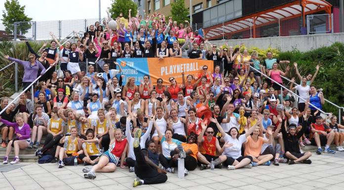 Netball in London is on the increase