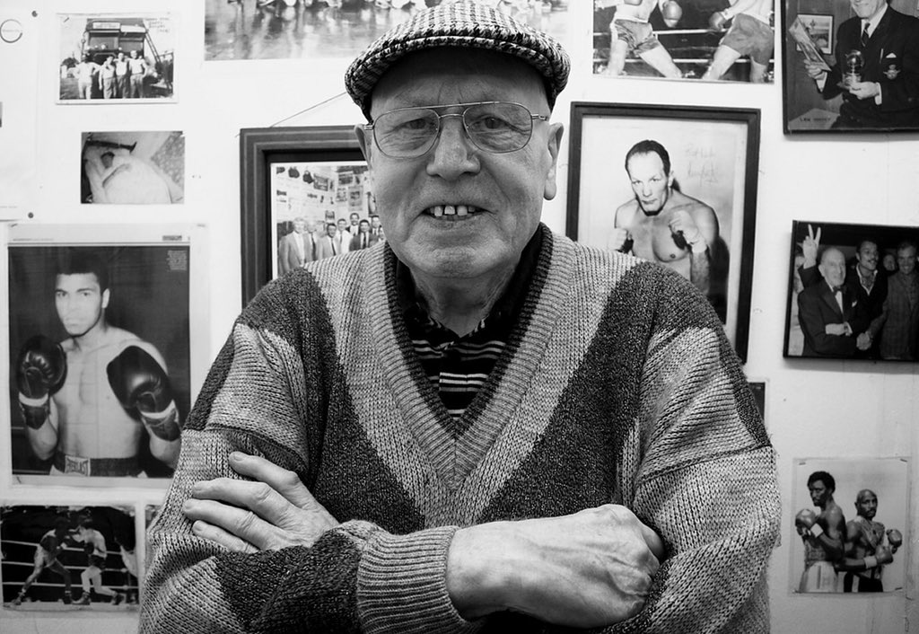 Founder of Islington Boxing Club dies at 86