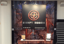 One of Islington's top Escape Room games