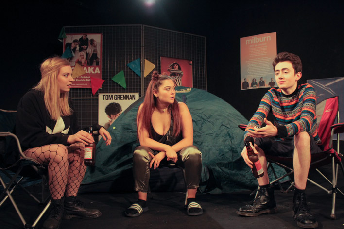Theatre review: 'Shanter' by Maisie Brooker