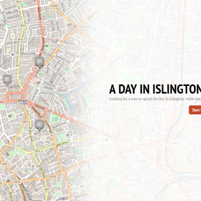 Islington On a Shoestring