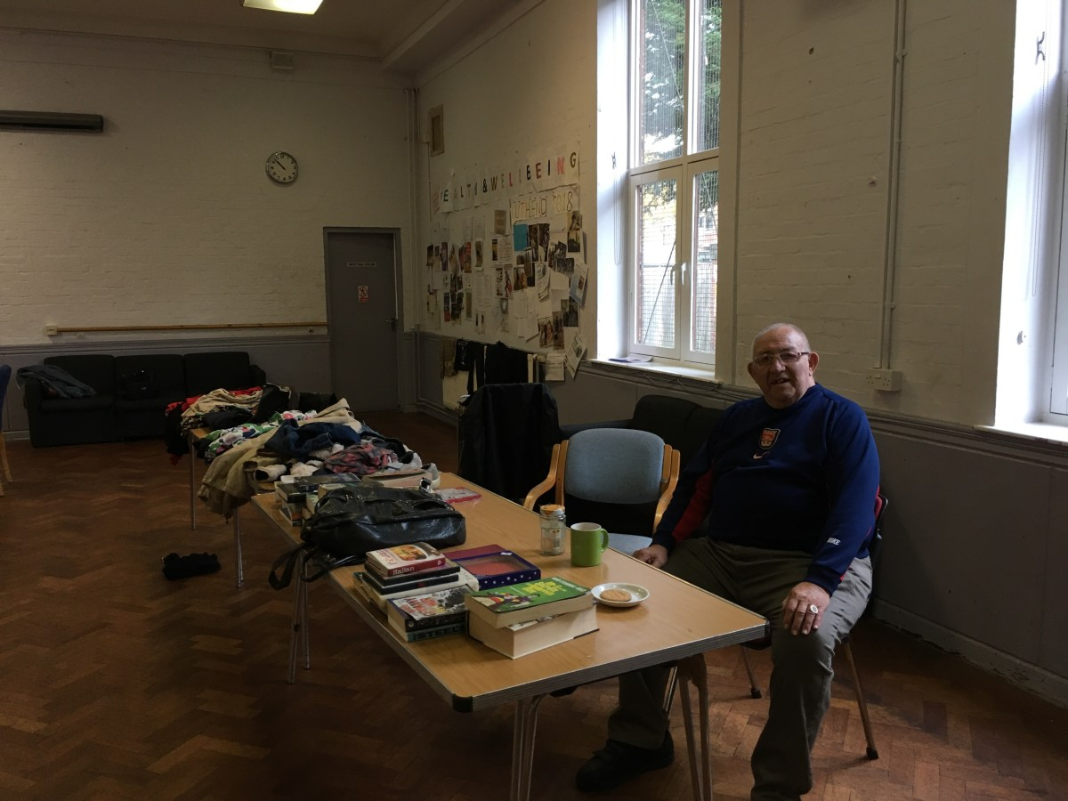 Canonbury's Good Neighbours Scheme helps to fight isolation