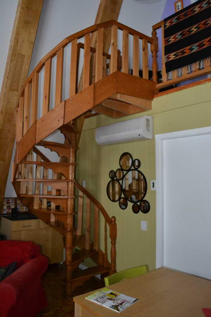 Escalier En Colimaon Isly Design