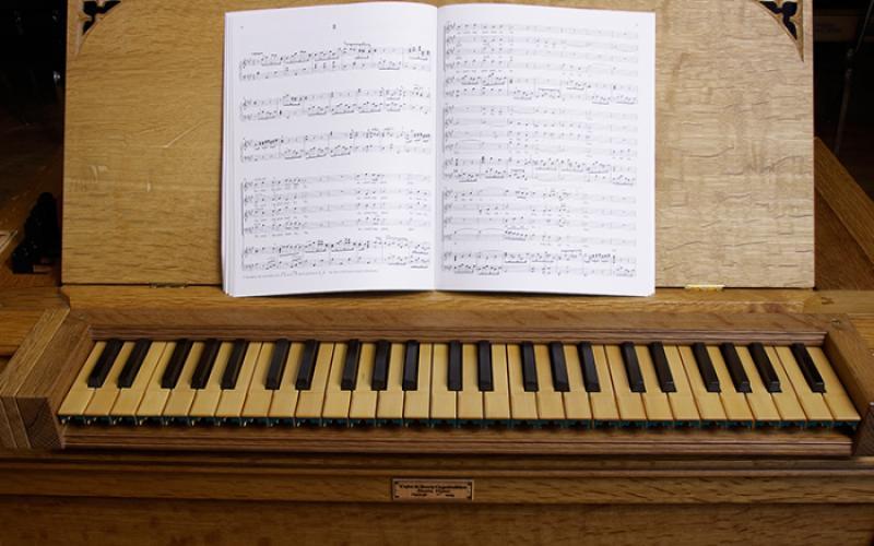 Continuo Organ Institute Of Sacred Music