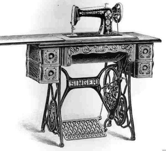 Singer 5932 Sewing Machine Threading Diagram