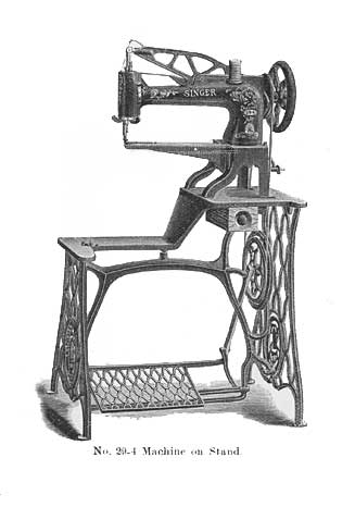 Singer Sewing Machines for Manufacturing Purposes