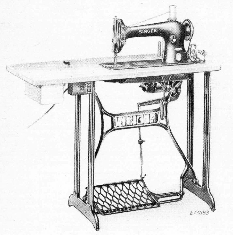 Comprehensive Singer Sewing Machine Model List Classes 500+