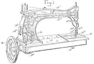 Wheeler & Wilson Sewing Machines