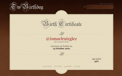 twbirthday la guia definitiva de herramientas para twitter ismael ruiz gonzalez community manager diseñador web wordpress