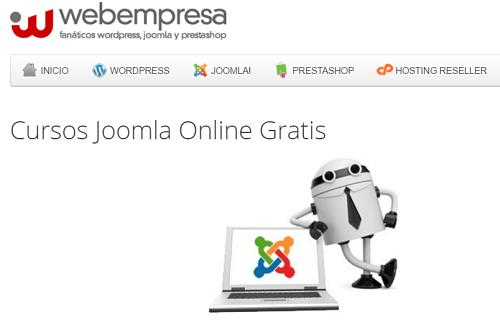 curso webempresa joomla