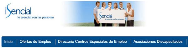 isencial centros especiales de empleo
