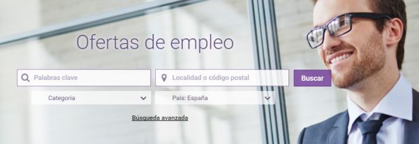 monster pagina empleo