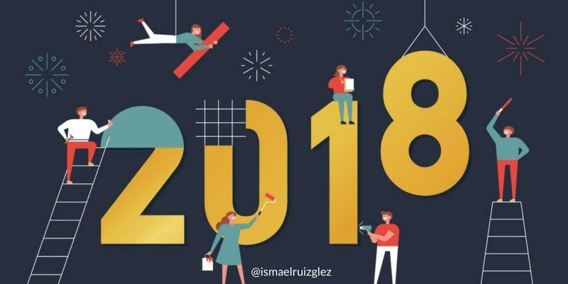 Tendencias para triunfar en 2018 en Marketing Digital y en los Negocios Online