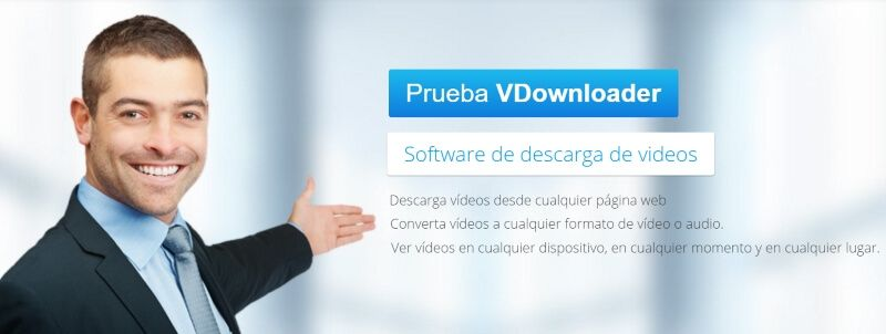 VDownloader youtube hd descargar
