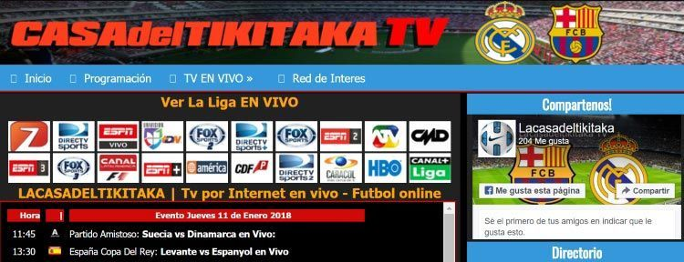 Descargar la liga tv gratis