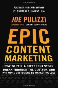 epic content marketing joe pulizzi