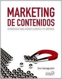 marketing de contenidos libro de eva sanagustin