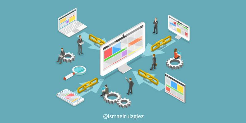 ¿Cómo conseguir enlaces externos de calidad o backlinks para mejorar el SEO de mi blog?