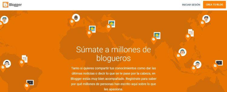 Blogger, crea un blog atractivo y original