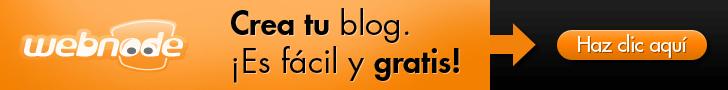 Crear un blog gratis con Webnode