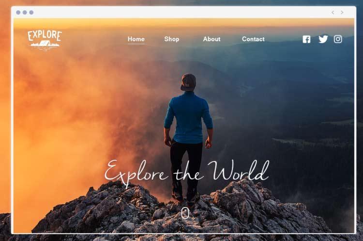 Microweber - crear blog gratis y facil