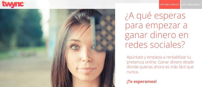 Twync, la mayor red de influencers en español