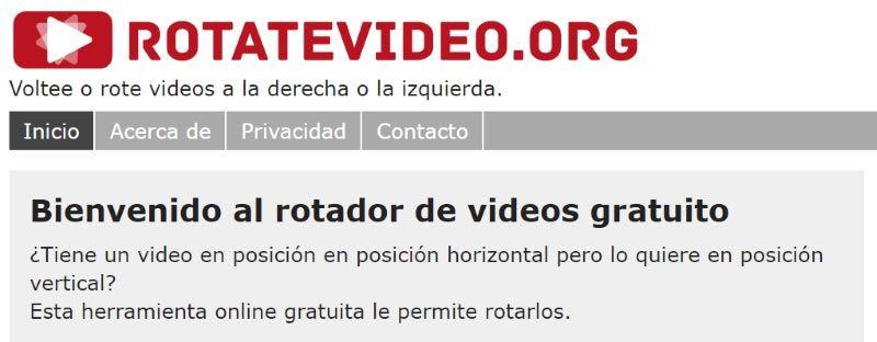 RotateVideo.org