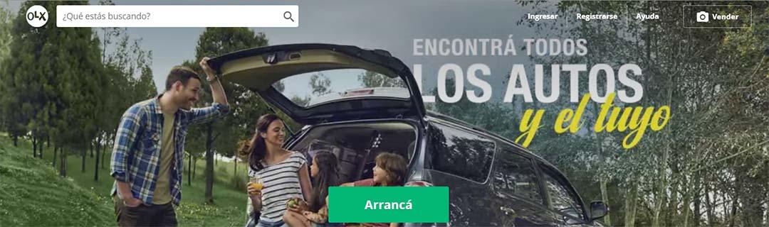 OLX, publica anuncios gratis Online