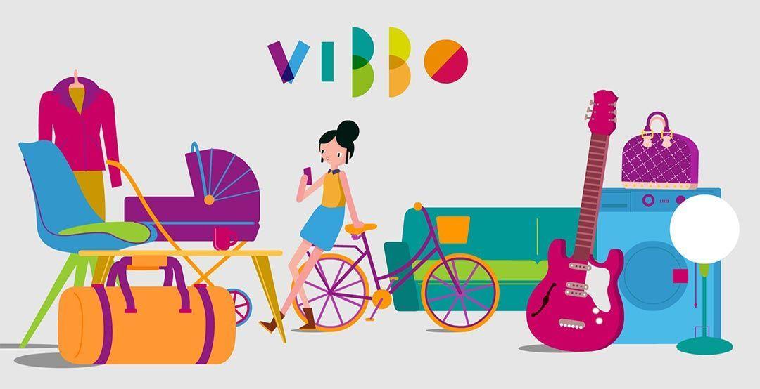 "VIBBO (antes ""SEGUNDAMANO.com"") para publicar anuncios gratis"