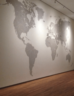 AKM - World Map