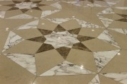 Motif on the floor
