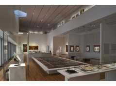 First Muslim art museum in North America opens Tom Arban/Tom Arban Photography Interior of the Aga Khan Museum in Toronto. The museum opened in September and is the first in North America dedicated to showcasing Muslim art.