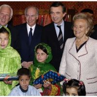 Retrospective: His Highness Prince Karim Aga Khan inaugurates French Medical Institute for Children in Kabul, Afghanistan with Afghan President & France's First Lady