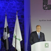"His Highness the Aga Khan: ""My attention to cultural legacies was triggered... when I realized that the proud architectural heritage of the Islamic world was endangered"""