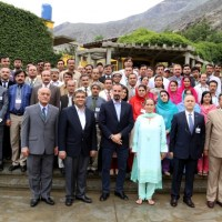 Princess Zahra and Prince Rahim visit Gilgit and inaugurate health centre | The Ismaili