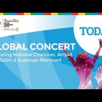 Live Webcast of Global Concert at the 2016 Jubilee Games Dubai