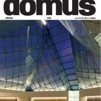 Ismaili Centre, Toronto - a model Charles Correa highlights in Domus, an international architecture, design, interior and art magazine