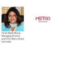 Interview with Farah Malik Bhanji on leading Metro Shoes into the new era of modern retailing
