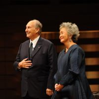 "Over 50 countries invest 250+ honours to an individual that Canada's 26th Governor General, Adrienne Clarkson, refers to as ""the most magnificent human being – His Highness the Aga Khan"""