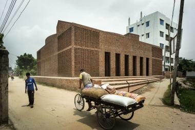 Bait Ur Rouf Mosque, Dhaka, Bangladesh