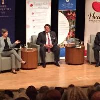 "Full house for ""Wellness Matters"" dialogue with Mayor Nenshi & Khalil Shariff"