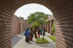 Luxury of light and shadows. Aga Khan Award for Architecture 2016 Winner: Friendship Centre Gaibandha, Bangladesh
