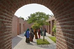 Luxury of light and shadows. Aga Khan Award for Architecture 2016 Winner: Friendship Centre Gaibandha, Bangladesh