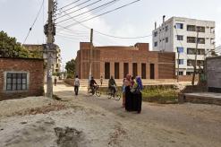 Northeast limits of the city. Aga Khan Award for Architecture 2016 Winner: Bait ur Rouf Mosque Dhaka, Bangladesh