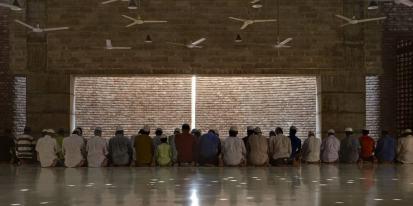 Aga Khan Award for Architecture 2016 Winner: Bait ur Rouf Mosque Dhaka, Bangladesh