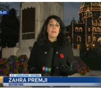 Zahra Premji appointed news reporter at Global News Winnipeg