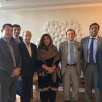 Government Officials of Gilgit-Baltistan tour the Ismaili Centre London