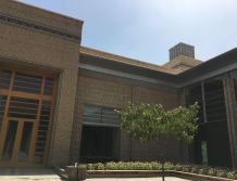 Ismaili Center, Dushanbe courtyard (Image credit: Desiree Halpern)